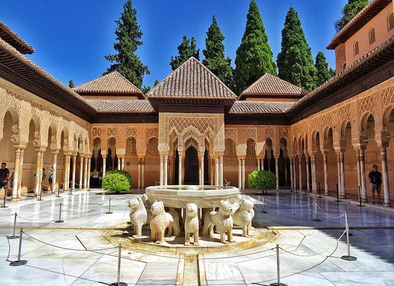 visitar alhambra con guia local