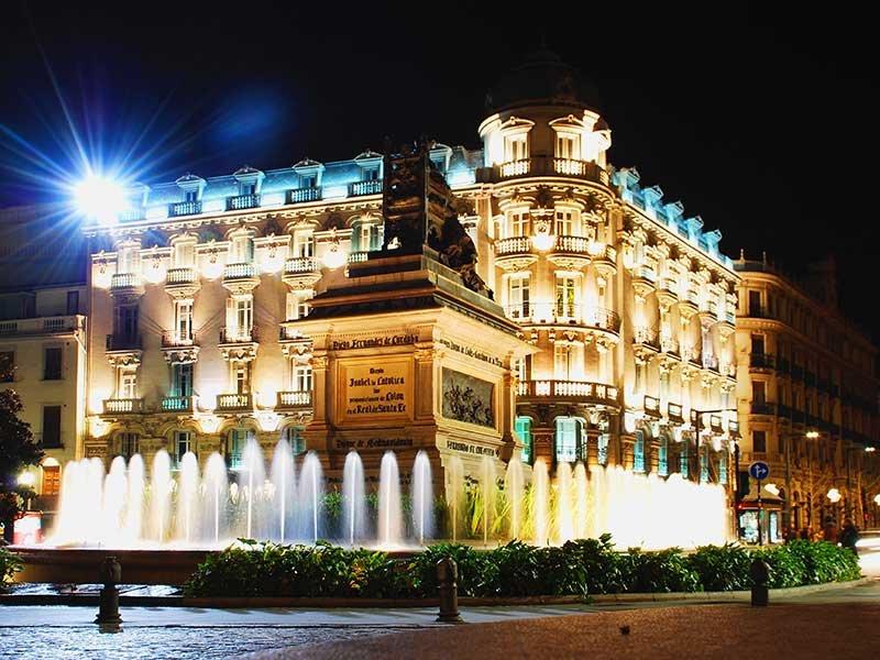 tour de noche por Granada con guia oficial